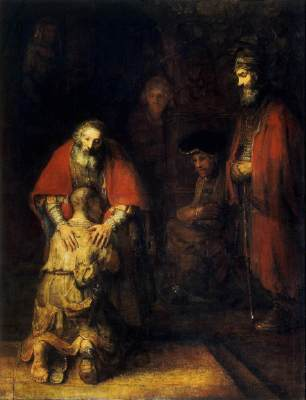 Image result for The Return of the Prodigal Son