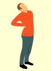 mal de dos, reins malade, mal aux reins, maux de dos, les causes du mal de dos