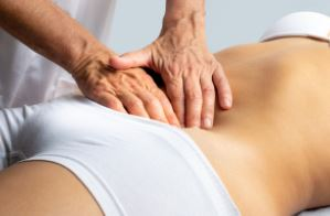 massage du colon pour guérir du syndrome de l'intestin irritable