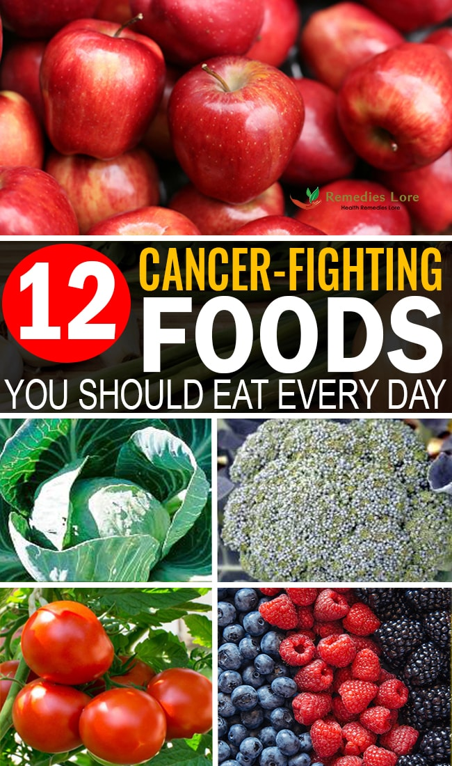 Top 12 CancerFighting Foods You Should Eat Every Day-min