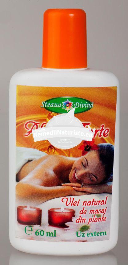 AFRODIT FORTE ULEI 100ml SANTO RAPHAEL Tratament naturist afrodisiac feminin afrodisiac cresterea libidoului frigiditate