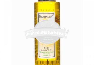 ULEI MASAJ RELAXANT 100ml GENMAR Tratament naturist antianxios afrodisiac regenerant seboree
