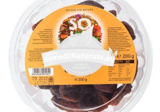 FRUCTE USCATE - CAISE 200gr SOLARIS Tratament naturist aliment naturist pentru o dieta sanatoasa