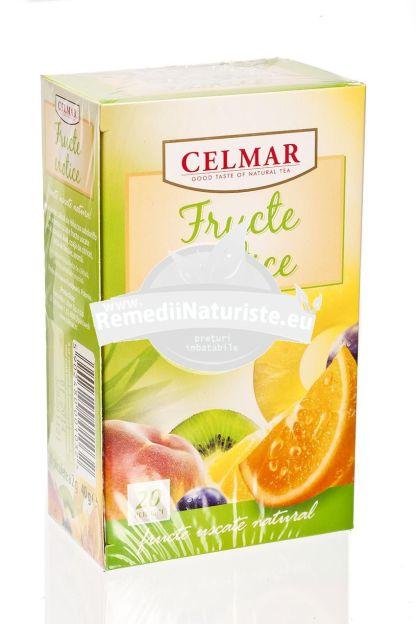 CEAI FRUCTE EXOTICE 20dz CELMAR Tratament naturist aromat