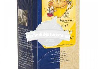 CEAI INGERASI NASUC INFUNDAT BIO 20dz SONNENTOR Tratament naturist aromat