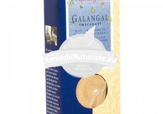 CONDIMENT - GALANGAL HILD. BIO 35gr SONNENTOR Tratament naturist condiment