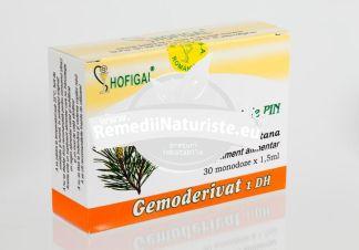 MUGURI PIN 30 monodz HOFIGAL Tratament naturist reumatism coxartroza gonartroza artroze vertebrale