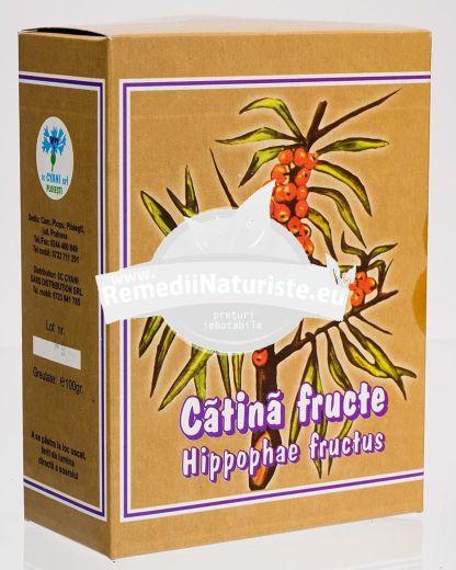 CEAI CATINA FRUCTE 100gr CYANI Tratament naturist hipovitaminoze ulcer gastric si duodenal astenie diaree