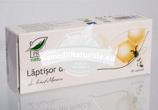 LAPTISOR MATCA 30cps BLISTER MEDICA Tratament naturist ateroscleroza gastrite revitalizant echilibrarea hormonilor sexuali