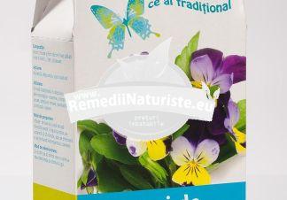 CEAI TREI FRATI PATATI IARBA 50gr PLAFAR Tratament naturist afectiuni dermatologice afectiuni renale reumatism eczeme