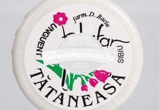 UNGUENT TATANEASA 20gr PLAFAR IMPEX Tratament naturist hemoroizi psoriazis ulcer varicos fisuri anale