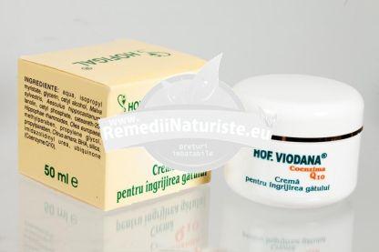 CREMA INGRIJIREA GATULUI 50ml HOFIGAL Tratament naturist reda hidratarea si elasticitatea pielii hidratanta elasticitatea pieli