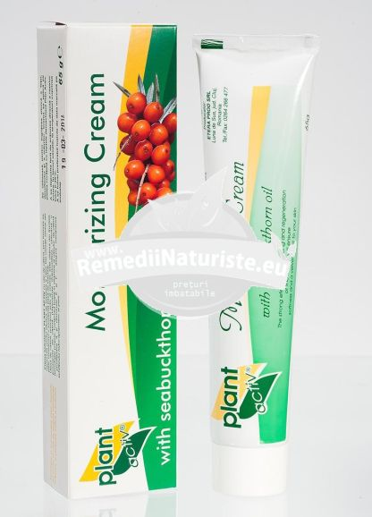 CREMA HIDRATANTA ULEI CATINA 65gr ETERA PROD Tratament naturist hidrateaza reimprospateaza hidratanta