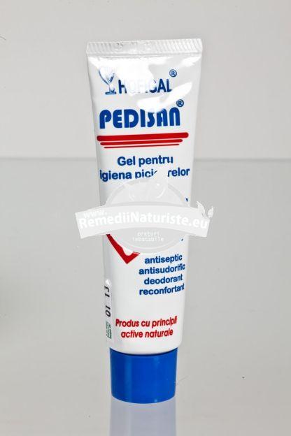 UNGUENT PEDISAN HOFIGAL Tratament naturist antiseptic antisudorific igiena picioarelor previne micozela la nivelul picioarelor