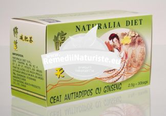 CEAI ANTIADIPOS+GINSENG 30dz NATURALIA DIET Tratament naturist cura de slabire scadere in greutate mentinerea sanatatii