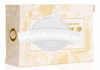 SAPUN SULF 100gr ORTOS Tratament naturist combate matreata si seboreea seboreea pielii matreata