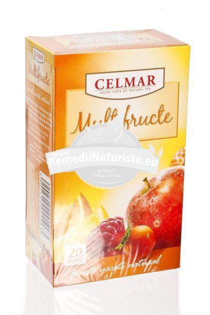 CEAI MULTIFRUCTE 20dz CELMAR Tratament naturist vitaminizant