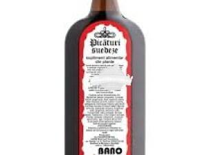 BITTER BANO 100ml QUANTUM PHARM Tratament naturist ameteli anemie alcoolism dureri