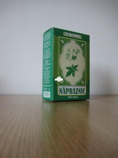 CEAI NAPRAZNIC 50gr ADSERV Tratament naturist inflamatii respiratorii sterilitate impotenta