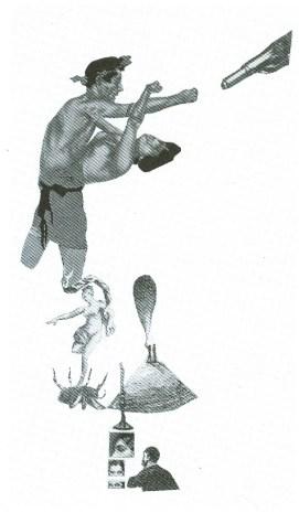 Figuras (Cadavre Exquis), 1935
