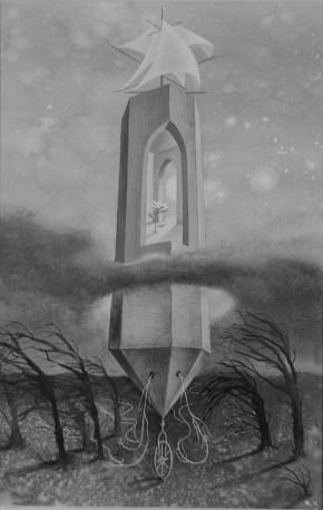 La Torre de Marfil , 1957.