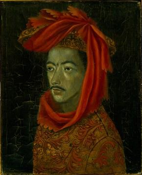Retrato de Juan Martín, 1960.