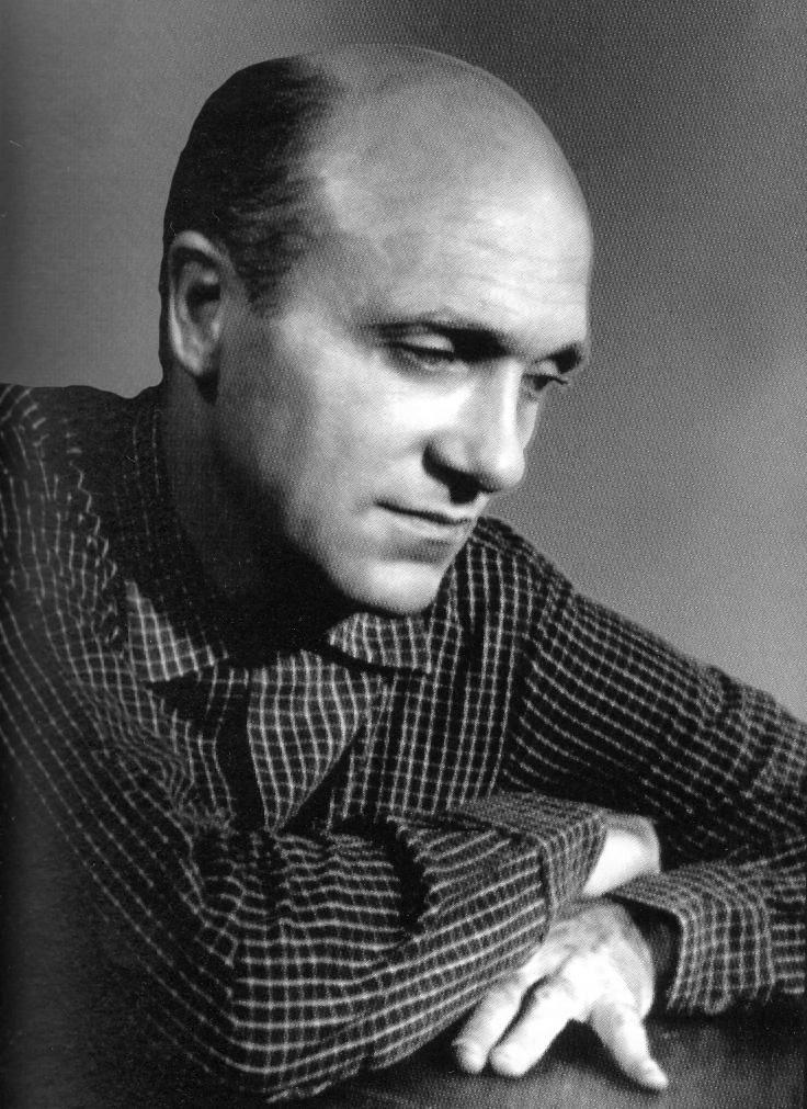 (Foto: Walter Gruen- 1952)