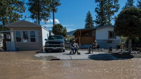 Lower Nicola Valley Flood May 7, 2018