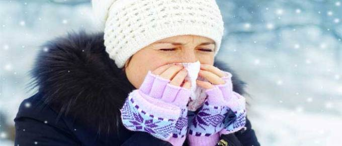 Allergies in the Winter