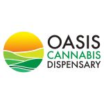 new oasis cannabis dispensary logo