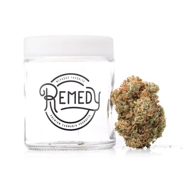 nyc diesel in remedy glass jar