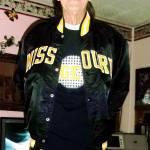 Rick A Cochran black Missouri jacket