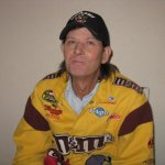 Rick A Cochran yellow racing jacket