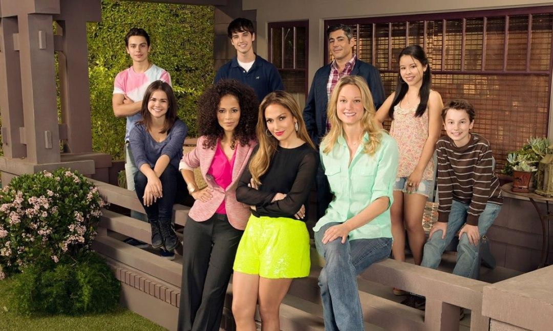 Foto de divulgação do seriado The Fosters