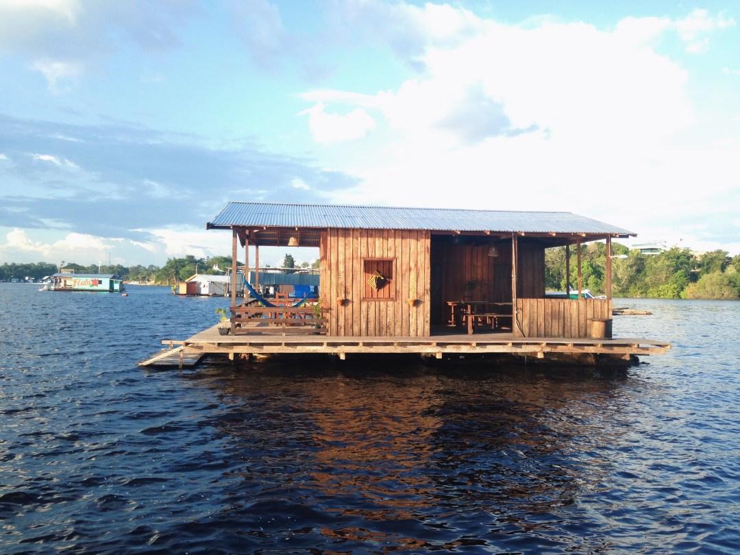 Flutuante Ecolazer - Manaus, AM
