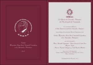 Invitación OMJJGC