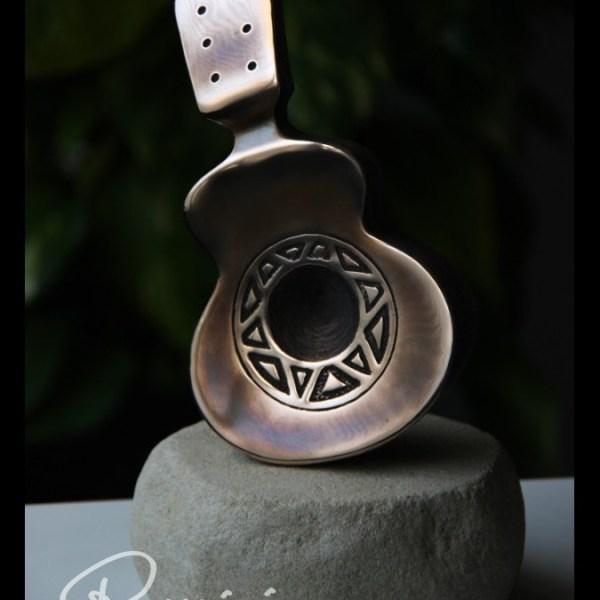 La Bailaora - Escultura de fundición en bronce - Escultor Remigio Vidal