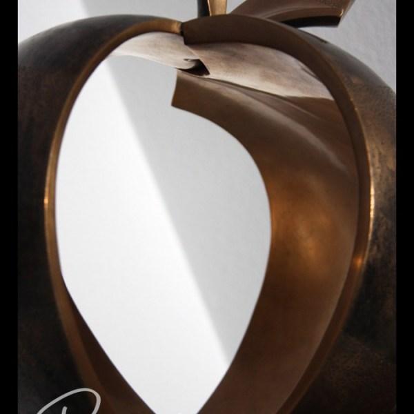 Las Dos Mitades - Esculturas de bronce - Escultor Remigio Vidal
