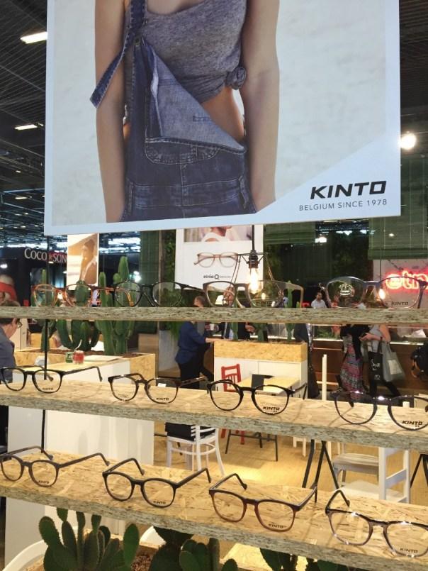 Collections de lunettes Kinto