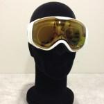 Présentation du système Opticob pour verres correcteurs dans une lunette de ski