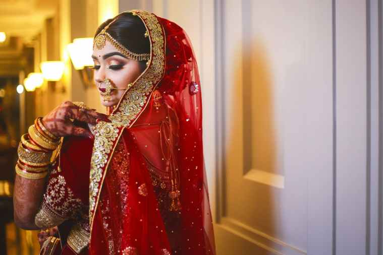 Tips For Perfect Bride Preparation Photoshoot