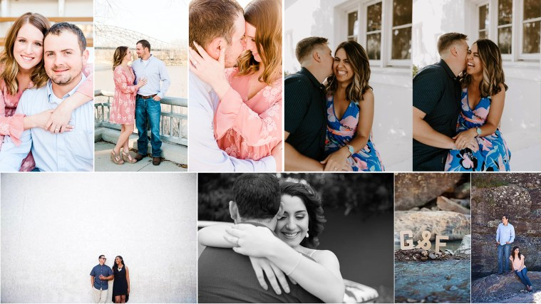 How Improve Engagement Photography - Tips for Better Engagement Sessions