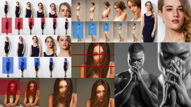 How To Perfectly Crop Portraits
