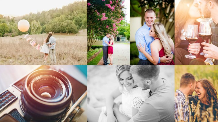 How to Take Wedding Pictures When You're Camera Shy