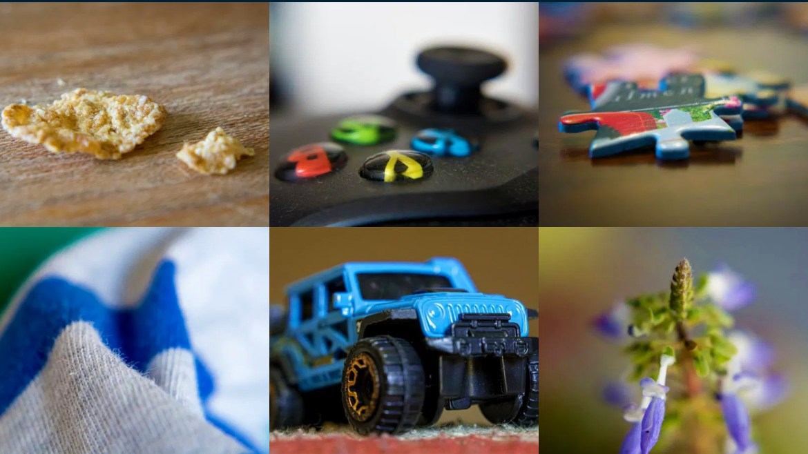 Stuck At Home? Explore Your Home With Macro Photography