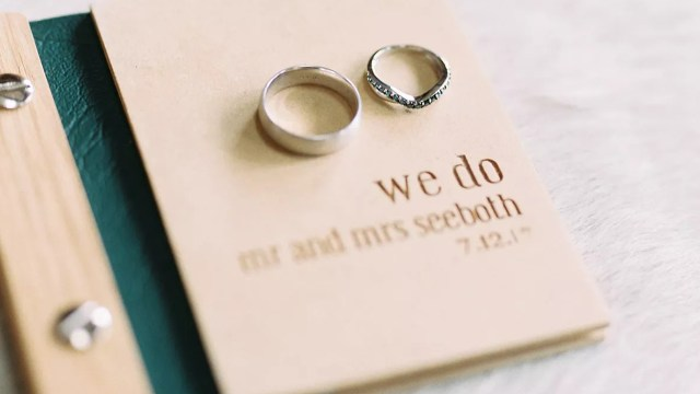 8 Important To-Dos For The Week Of Your Wedding