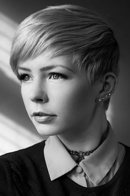Black and White Portrait Photography Tips
