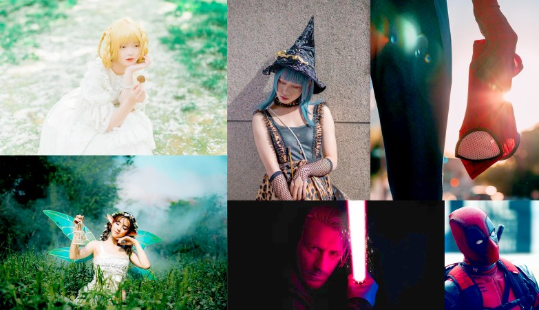 12 Tips To Capture Amazing Cinematic Costume Play(Cosplay) Photographs
