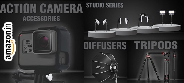 Photography Accessories For Photography Studio