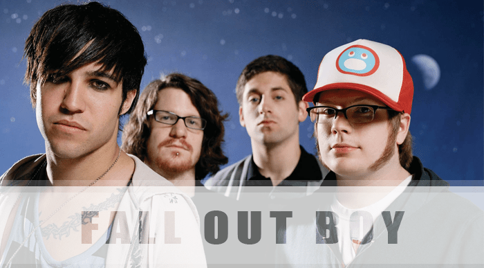Fall Out Boy Light Em